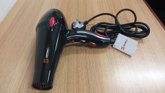 Hair Driers SY 800 GOLD ( professional & commercial) Black, 2000W-220W
