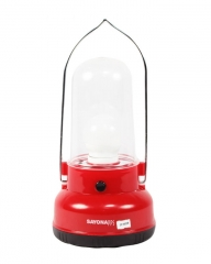 Sayona Rechargeable Lantern - SY 6050 Red 30cm 220-240v