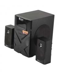 Sayona Subwoofer 2.1 CHANNEL Speaker 8000W PMPO Black