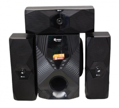 Sayona 3.1 Channel LED X-pro Series Subwoofer With Bluetooth - Black, 17000PMPO SHT-1196BT