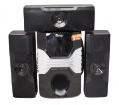 Sayona 3.1 Channel LED X-pro Series Subwoofer With Bluetooth - Black, 17000 PMPO, SHT-1197BT