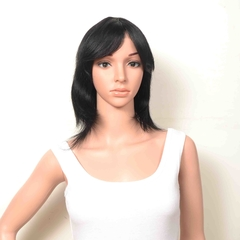 #1,dl-81,Hot selling 100% huamn hair wig,Machine Made