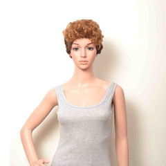 #4-30,dl-809,Hot selling 100% huamn hair wig,Machine Made