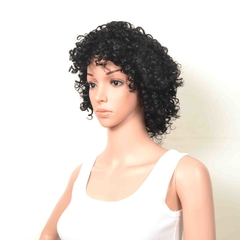 #1,dl--18,Hot selling 100% huamn hair wig,Machine Made
