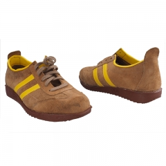 Classic Northstar Leather Shoes- Brown-8263056 6