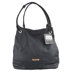 Marie Claire -Multiple Compartments Ladies Handbag (9806020) - Black