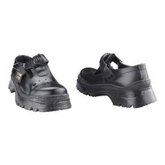 Bata Toughees For Girls- Black-3646048