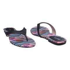 Ladies Casual-Flat Sandals- Multicolor 5