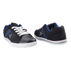 Bata Blue Sport Shoes Black 6