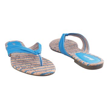 Trendy Bata Ladies Casual Flat Sandals beige-5718065 3