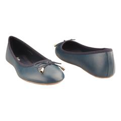 Ladies Formal Slip-on DARK BLUE-551-9212 3