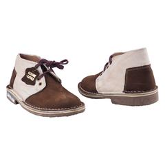 Classic High Top Ladies Safari Boots by Bata- Dark Brown-5044055 6