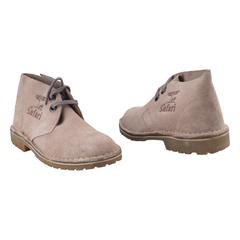 Classic High Top Ladies Safari Boots-Bata (4033002) Brown 2