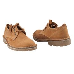 Classic Casual Low Cut Safari Boots  - Brown-8258029 6