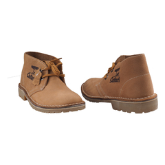 Classic High-top Safari Boots  - TAN BRWN-8058003 6