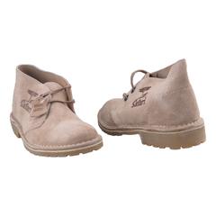 Classic High-top Safari Boots  - Camel Brown-8033002 6