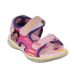 Trendy girls sandals (161-5534) pink 6