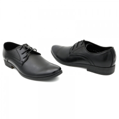 Stylish Mens Formal Shoes (821-6645) Black 6