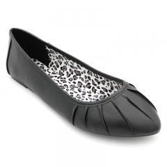 BATA LADIES CASUAL FLAT SHOES Black (5516073) 6