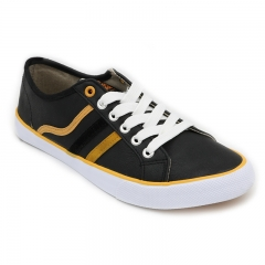 BATA MEN CANVAS CASUAL SHOES Black 8816078 10