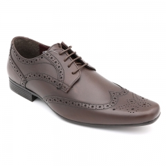 BATA Men Formal Office Wear Dark Brown 8244569 6