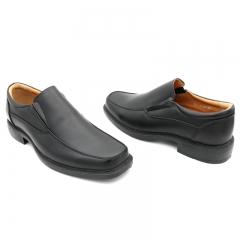 BATA Men Formal Office Wear Black- Black-8516554 6