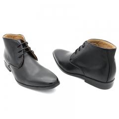 BATA Men Formal Office Wear Black- Black-8016060 6