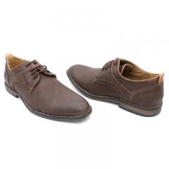BATA Men Formal Office Wear Brown-8214461 brown 6