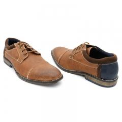 BATA Men Formal  Casual  Wear Brown-8214461 brown 6