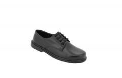 Bata Toughees Stylish School Shoes For Boys black 9