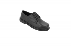 Bata Toughees Stylish School Shoes For Boys black 3