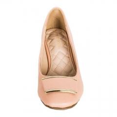 MARIE CLAIRE Baby Pink Ladies' Formal Closed Heels 6510564 . 38