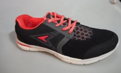 Power Training、Sports Shoes- 5816130 black and pink 37