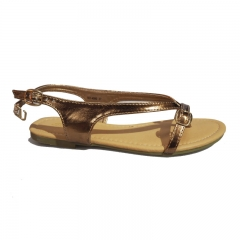 BATA Ladies Classy Sandal- 5514080 gold 37
