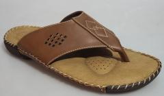Bata Comfit Men Weekend/ Casual Sandal- 871-4410 Brown 41