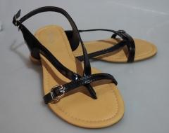 BATA Ladies Classy Sandal- 561-6080 black 37
