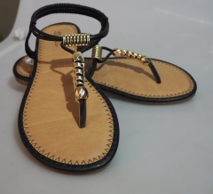 BATA Ladies Classy Sandal- 561-6024 black 38