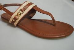 BATA Ladies Classy Sandal- 561-4069 brown 37