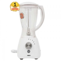 ARMCO ABL-721SX - 1.5L - 4 speed with Pulse - Blender - Unbreakable Jug - 450W - White & Grey