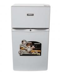 ARMCO ARF-D138(W) - 6.0 CuFt - Double Door Refrigerator - 170L