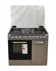 ARMCO GC-F9642VBT(SL) - 4 Gas and 2 Electric Oven + Grill