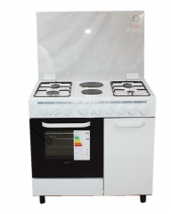 ARMCO GC-F9642VBT(WW) - 4 Gas and 2 Electric Oven + Grill