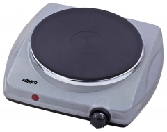 ARMCO -S10(S)  Solid Electric Hot Plate, 1 Burner, Grey