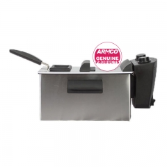 ARMCO ADF-S30(SS) - Deep Fryer - 3.5L - 2100W - Stainless Steel silver
