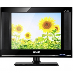 ARMCO LED TV HD Ready (TZ17H1) Black 17  Inch