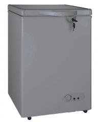 ARMCO AF-C09CP(K)  FREEZER: 4.5 Cu.ft. 95 L, Cool Pack , Step-inn Type, Silver Aluminium interior SILVER 4.5 cuft
