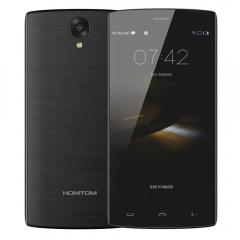HOMTOM HT7 PRO 8GB/16GB ROM 1GB/2GB RAM 4G Network 5.5 inch Android 5.1 MTK6735 Quad Core GPS black