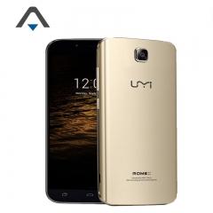 "Original UMI Rome X 3G Android 5.1 phone 5.5"" 1280*720P HD MT6580 Quad Core 1G RAM 8G ROM 13.0MP black"