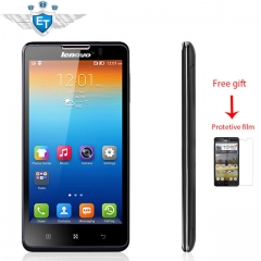 "Lenovo P780 Cell Phones MTK6589 Quad Core 5"" 1280x720 Android 4.2 Gorilla Glass 4000mAh Battery"