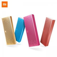 Original Xiaomi mi Bluetooth Speaker Wireless Stereo Mini Portable MP3 Player For all phone gold one size